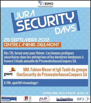 Jura Security Days 2012