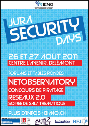 Jura Security Days