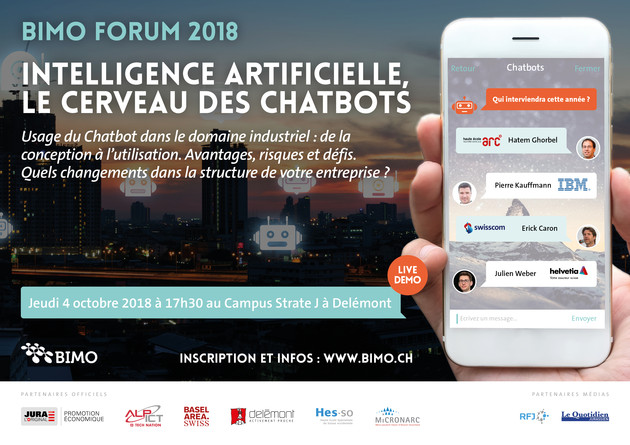 Edition 2018 Bimo Forum