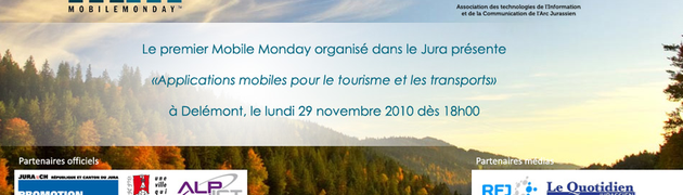 Mobile Monday dans le Jura